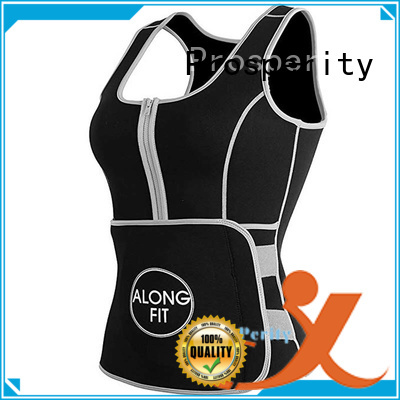 Prosperity lumbar Sport support vest suit for weightlifting