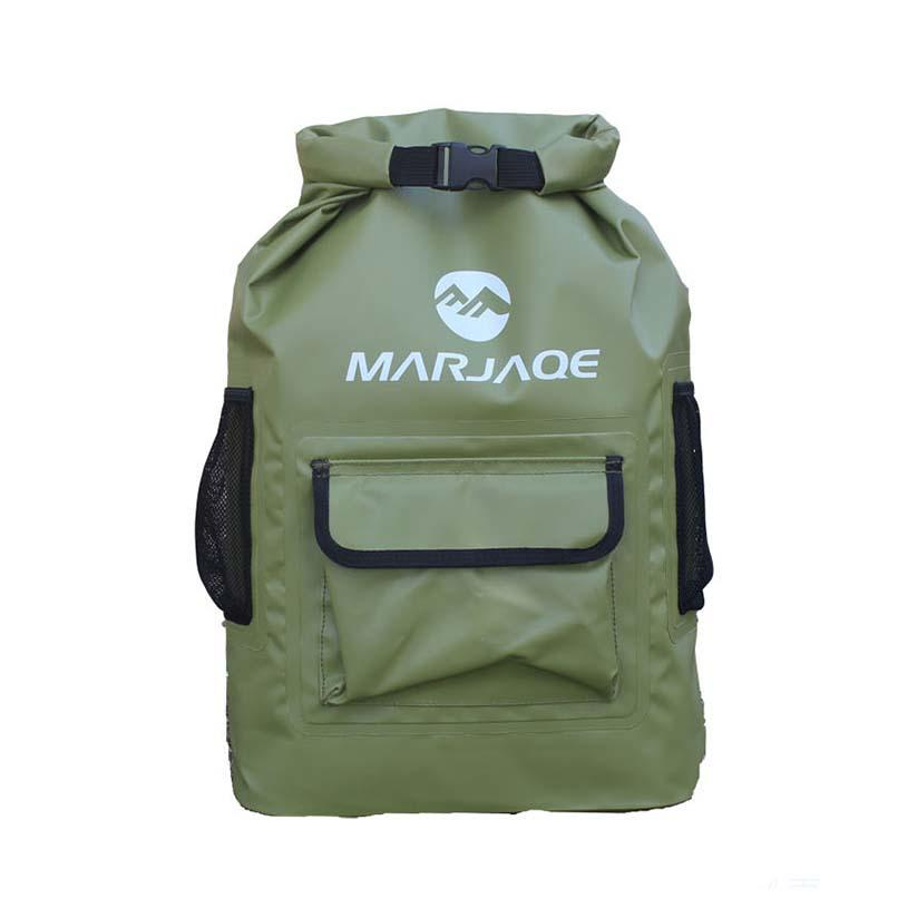 sport dry bag sizes with adjustable shoulder strap for fishing-3