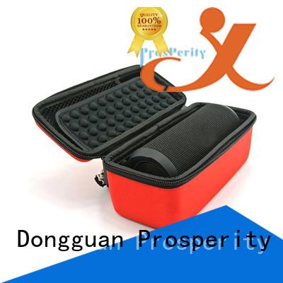 Prosperity protective EVA case speaker case for hard drive