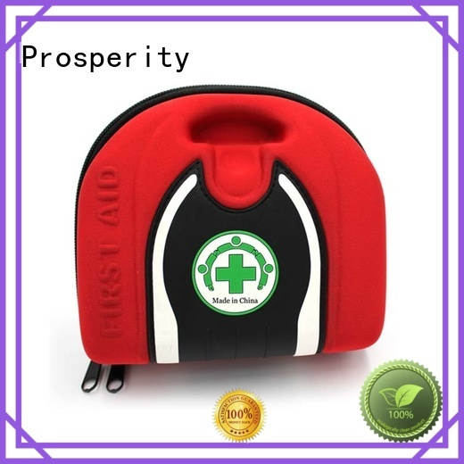 Prosperity portable eva bag pencil box for gopro camera