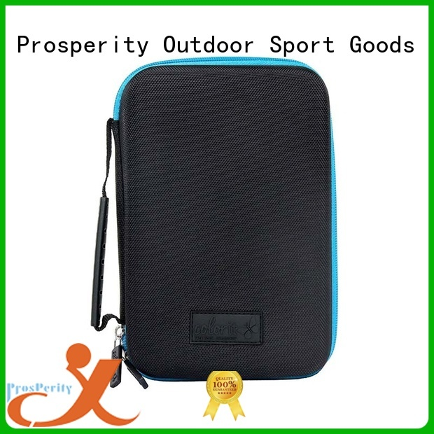 Prosperity eva bag glasses travel case for hard drive