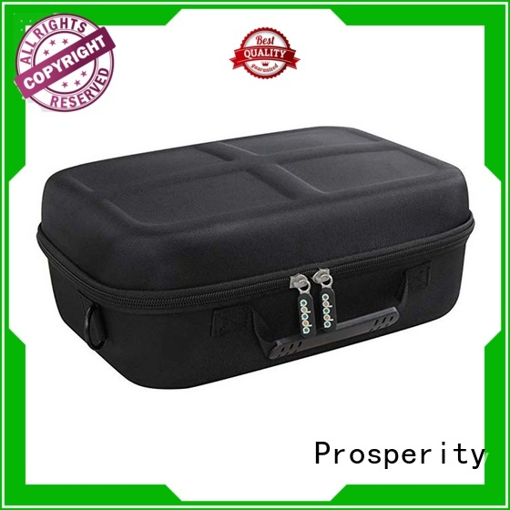Prosperity eva foam case first aid pouch for brushes