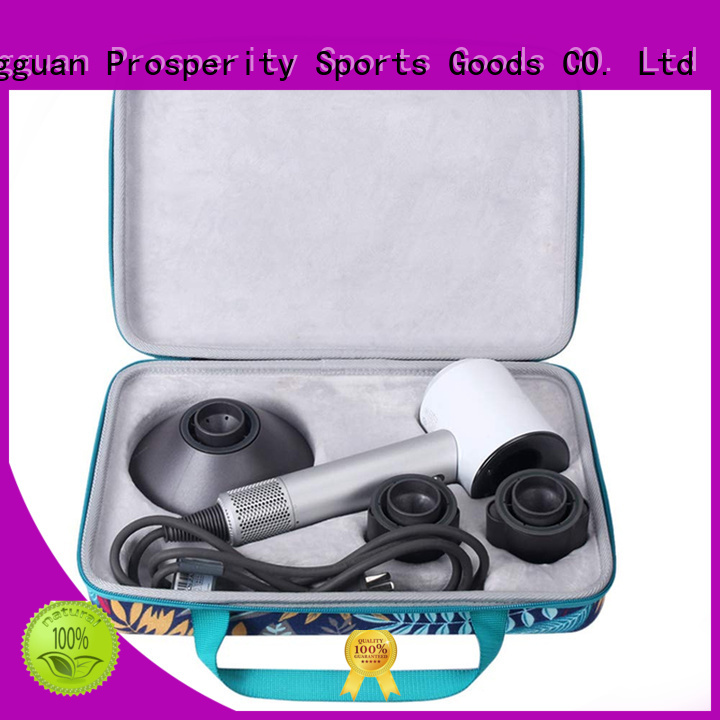 Prosperity colored eva carrying case disk carrying case for brushes