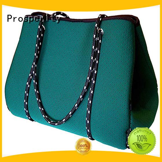 Prosperity neoprene travel bag carrier tote bag for travel