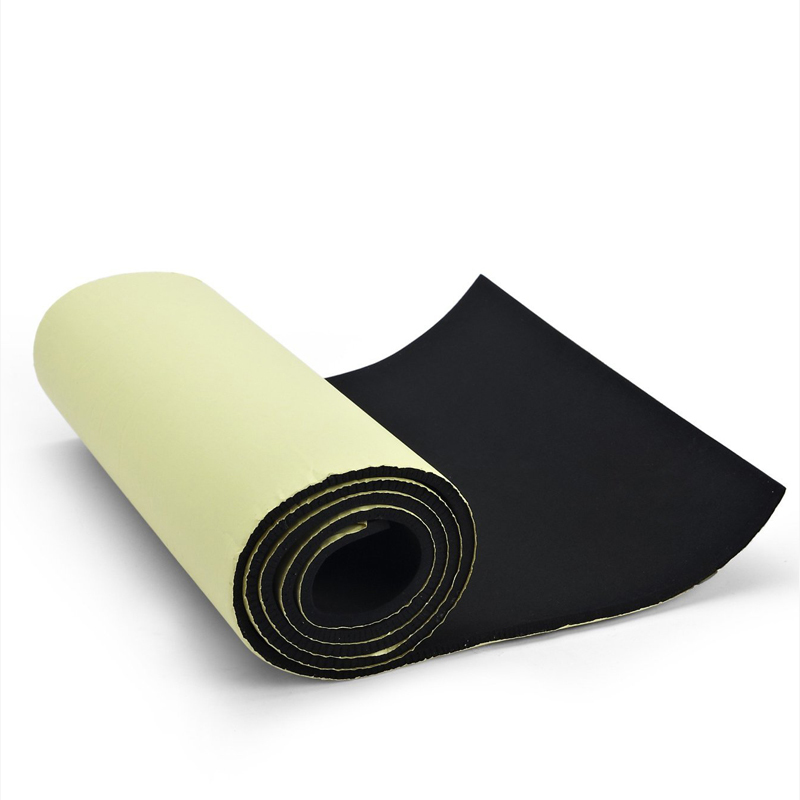 Neoprene Fabric Matierial Sheet, Neoprene Sponge Rubber Sheet
