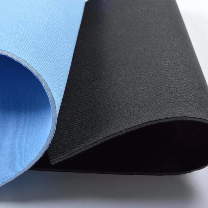 Neoprene Fabric Matierial Sheet, Neoprene Sponge Rubber Sheet