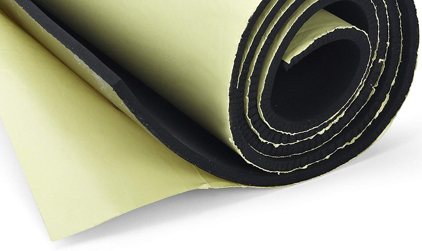 Prosperity elastic neoprene fabric sheets sponge rubber sheet for wetsuit-5