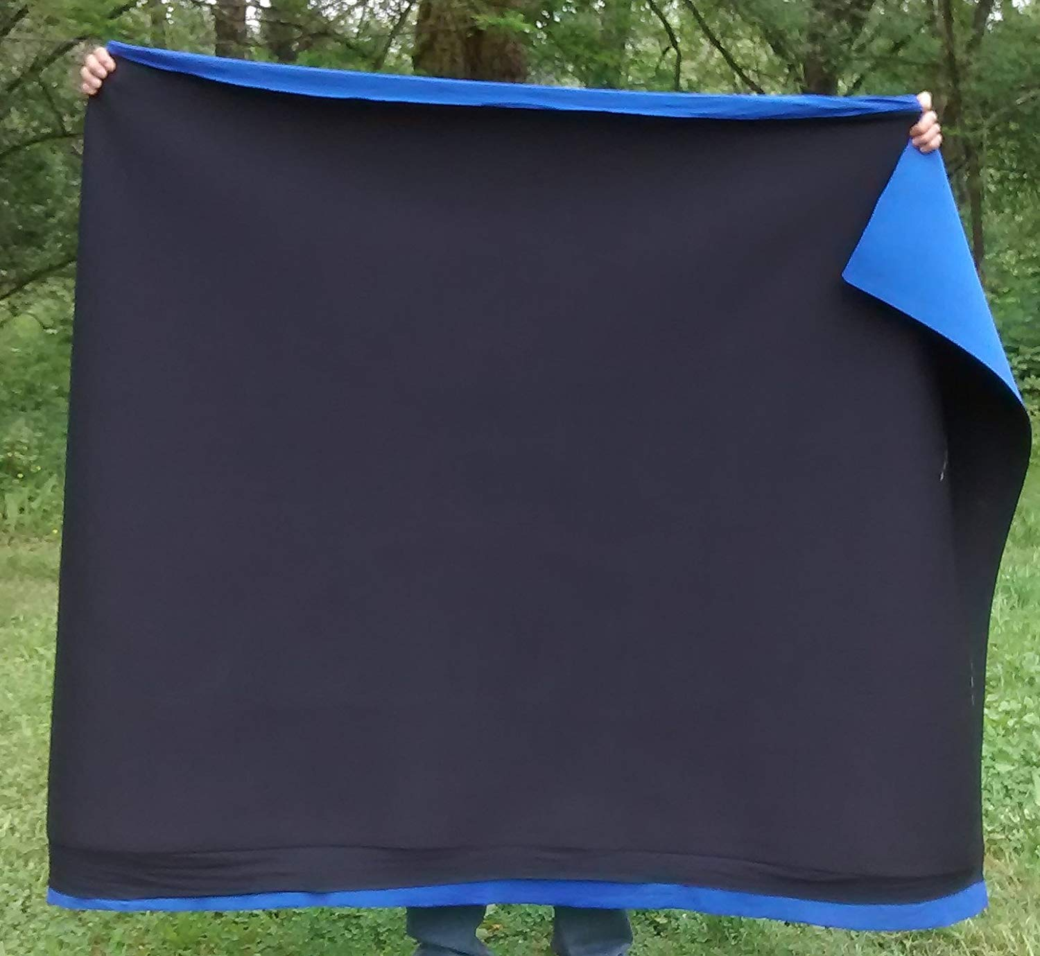 Prosperity elastic neoprene fabric sheets sponge rubber sheet for wetsuit-6