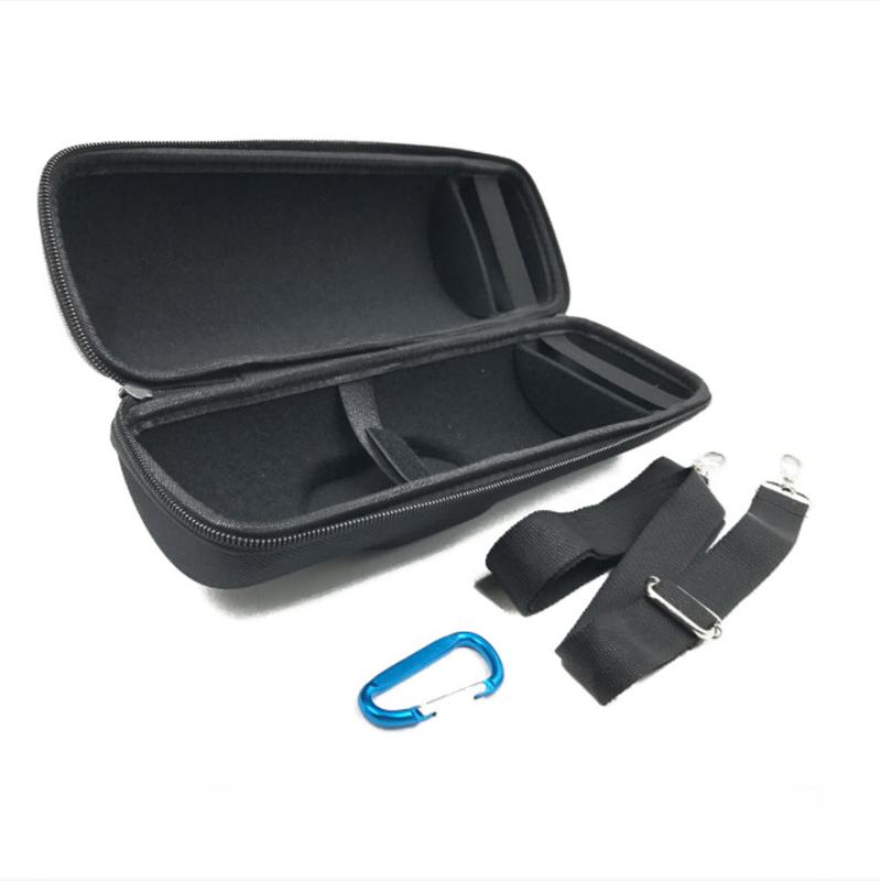 Prosperity eva foam case disk carrying case for gopro camera