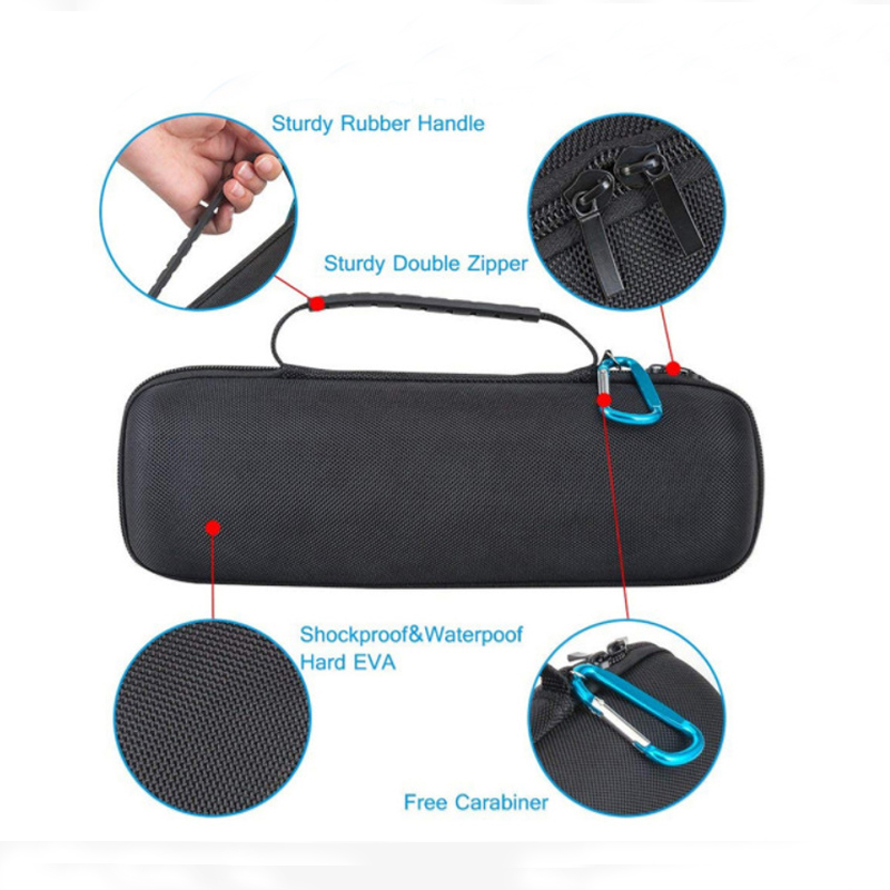 Prosperity eva foam case disk carrying case for switch