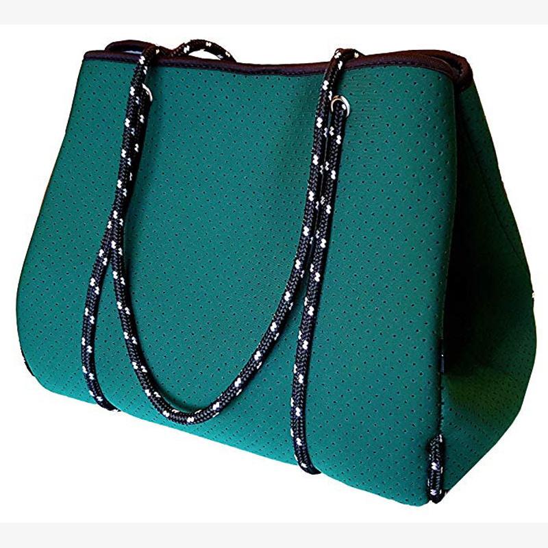 Perforated Neoprene Bag Beach Bag Tote Handbag Bags For Women