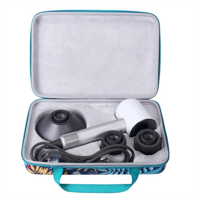 Eva Hard Tool Travel Case For Dyson Supersonic Hair Dryer Hairdryer