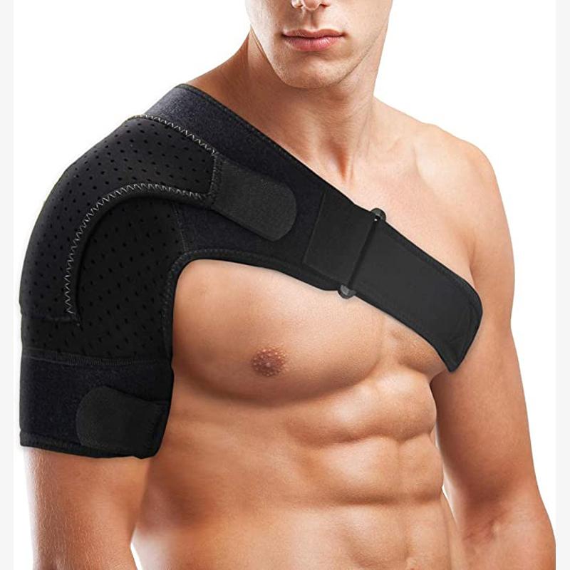 Breathable Neoprene High Elastic Sports Protective Adjustable Shoulder Support Brace