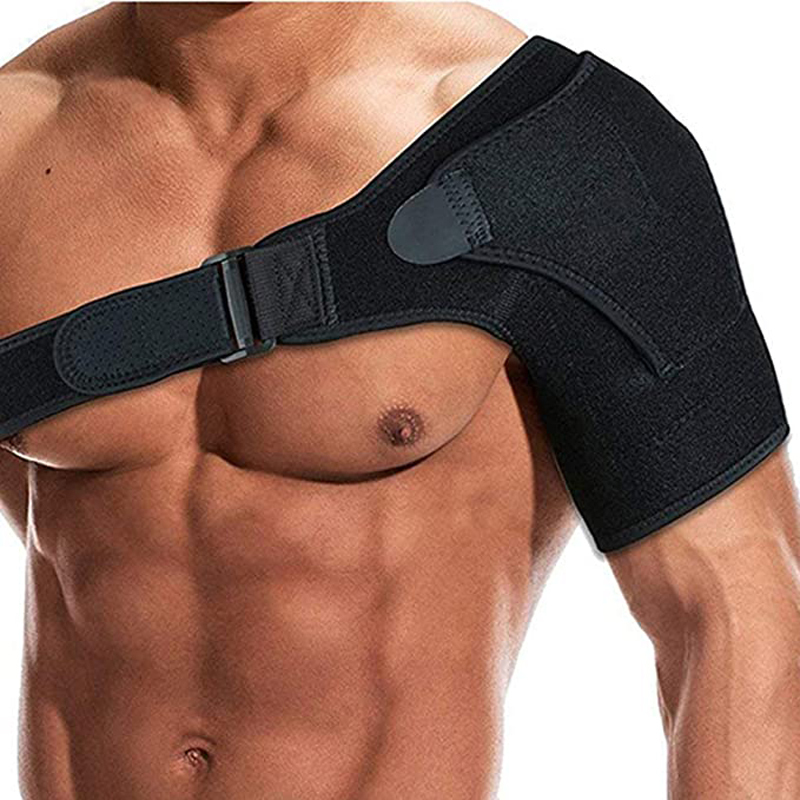 Breathable Neoprene High Elastic Sports Protective Adjustable Shoulder Support Brace