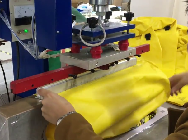 Video on Dry Bag production