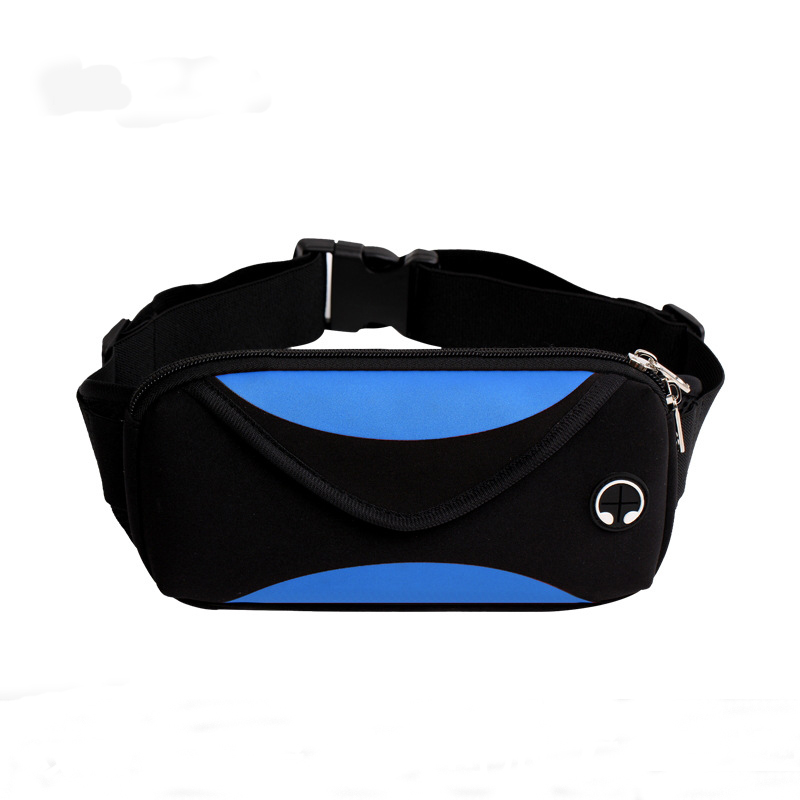 Neoprene Water Resistant Belt Waist Bag Pack for Runnning / Hiking