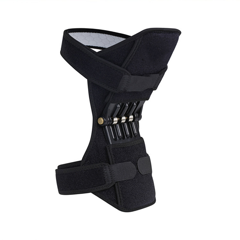 Knee Pad Knee Braces Support Power Lifts Knee Protection Boost Power Lift Knee Pads with Powerful Rebounds Spring Force