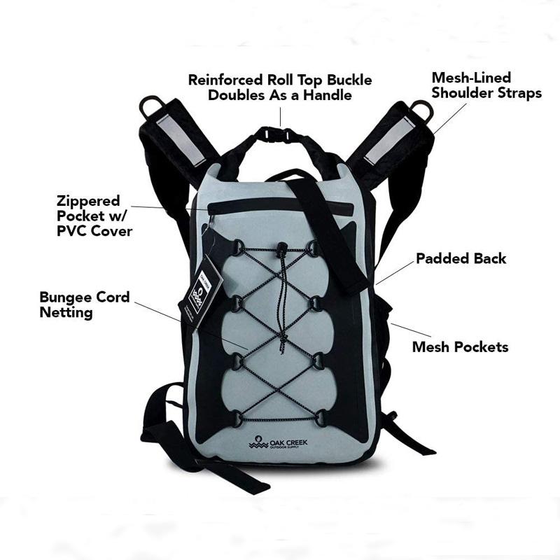 Prosperity outdoor outdoor dry bag for sale open water swim buoy flotation device-7