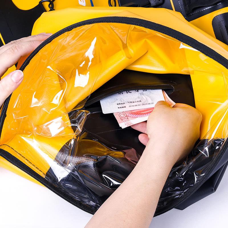 Prosperity outdoor outdoor dry bag for sale open water swim buoy flotation device-11