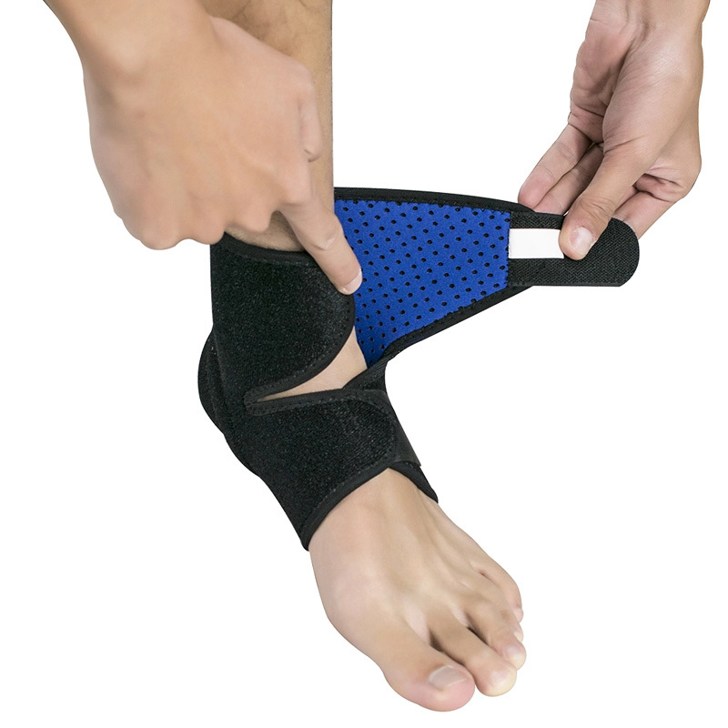 Foot Ankle Wrap Right and Left Foot Support Sleeve Brace for Men and Women