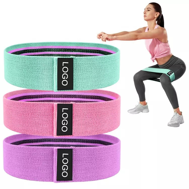 Exercise Resistance Bands For Legs And Butt Set Bands