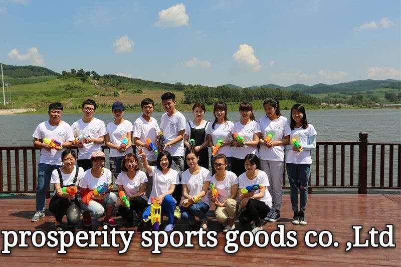 Prosperity Company outdoor activity