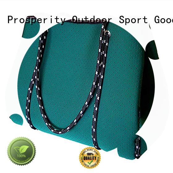 Prosperity custom neoprene bags water bottle holder for travel