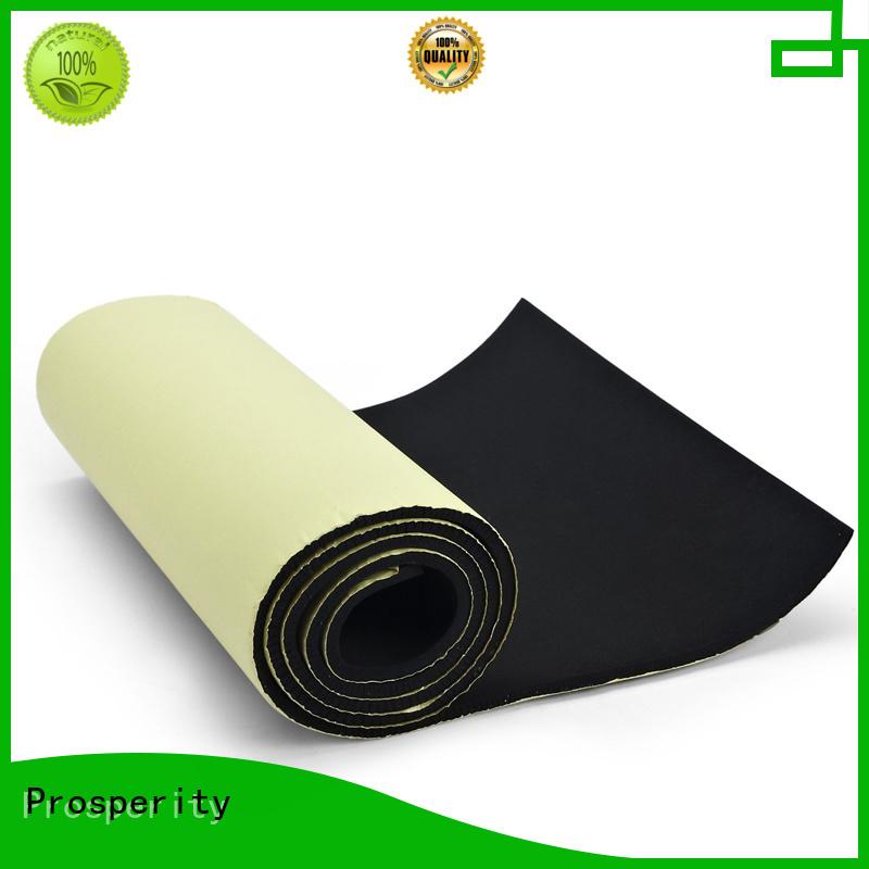Prosperity custom neoprene fabric sheets for sale for bags