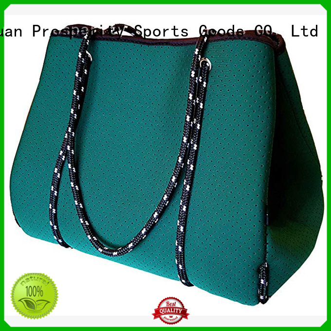 Prosperity new style Neoprene bag with accessories pocket for sale