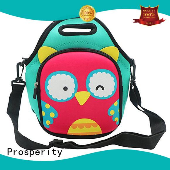 Prosperity cooler neoprene bag manufacturer beach tote bags for sale