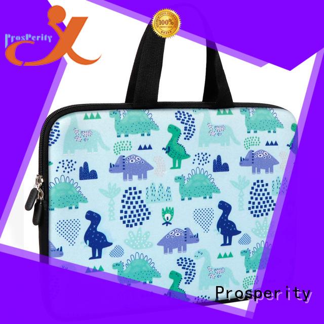 Prosperity neoprene bag manufacturer carrier tote bag for sale