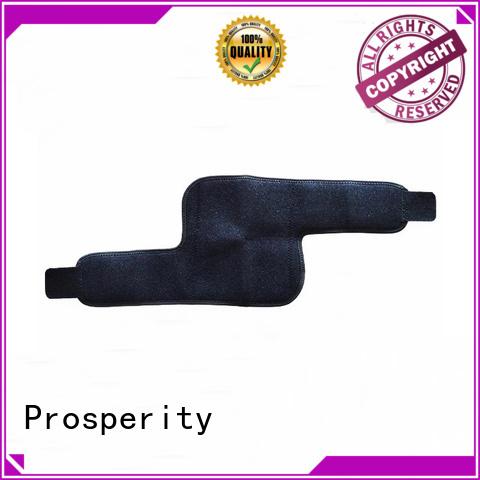 Prosperity lumbar support in sport trainer belt for cross training