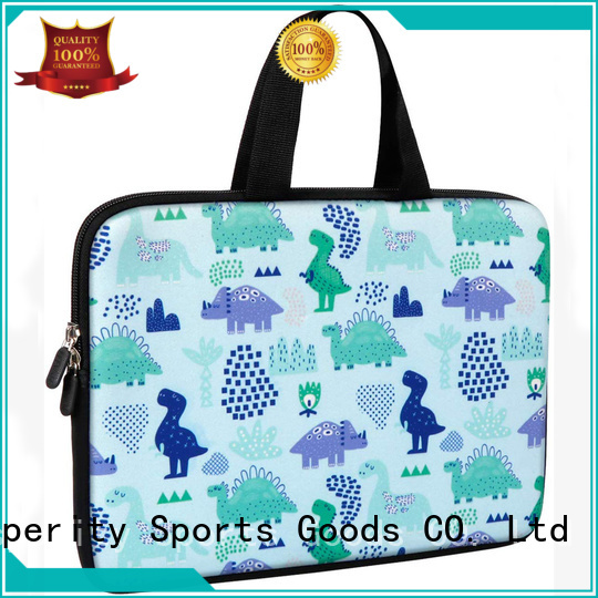 Prosperity neoprene bag manufacturer carrier tote bag for travel