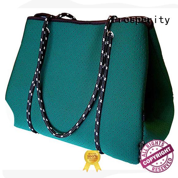 multi functional neoprene bag manufacturer carrier tote bag for hiking