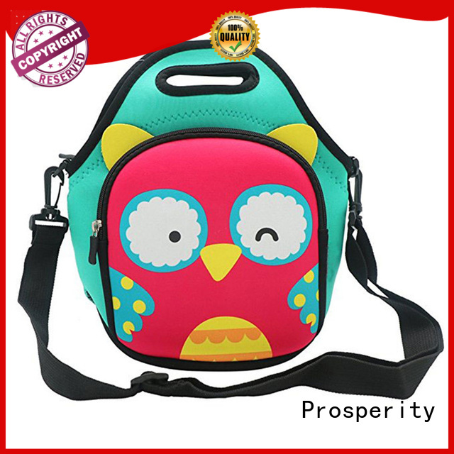 customized Neoprene bag with accessories pocket for sale