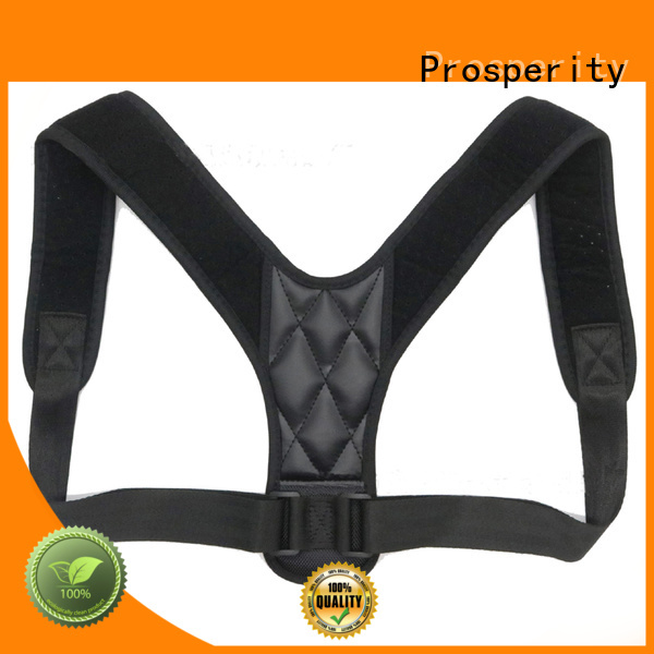 Prosperity double support sport waist for powerlifting