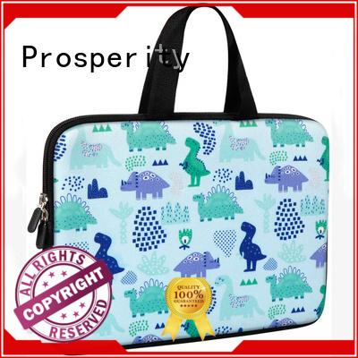 Prosperity custom neoprene bags carrier tote bag for sale
