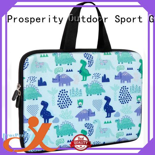 Prosperity bottle custom neoprene bags beach tote bags for travel