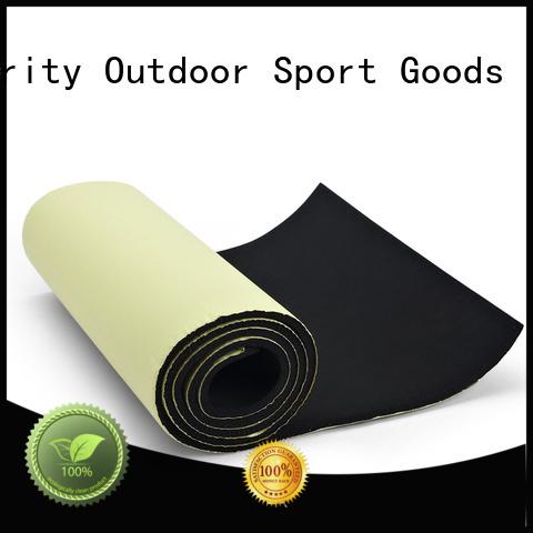 elastic neoprene fabric sheets sponge rubber sheet for wetsuit