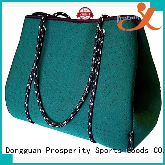 Prosperity double bag neoprene carrying case for travel