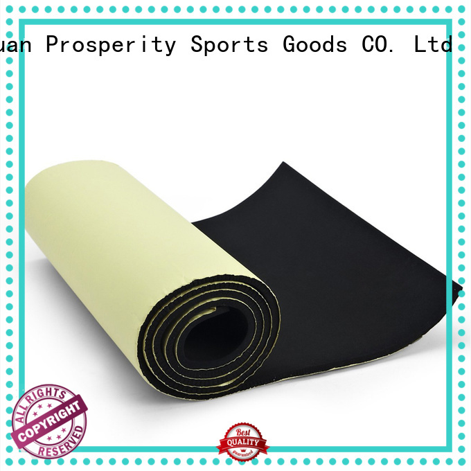 Prosperity neoprene rubber sheet manufacturer for knee support