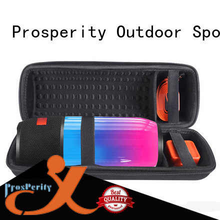 Prosperity colored eva foam case glasses travel case for pens