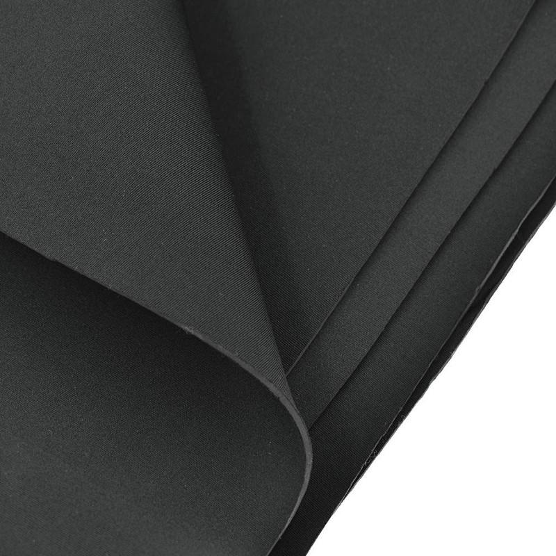 Prosperity elastic neoprene fabric sheets sponge rubber sheet for wetsuit-1