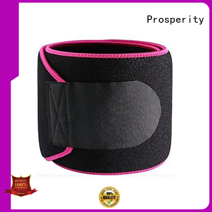 Prosperity support in sport pull straps for weightlifting