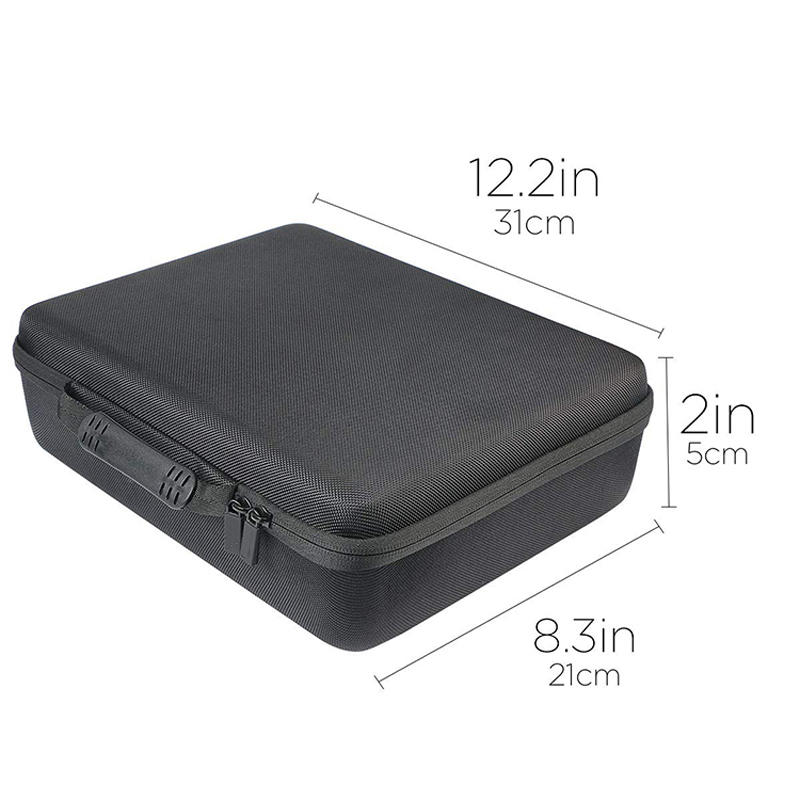 Prosperity waterproof EVA case disk carrying case for pens-3
