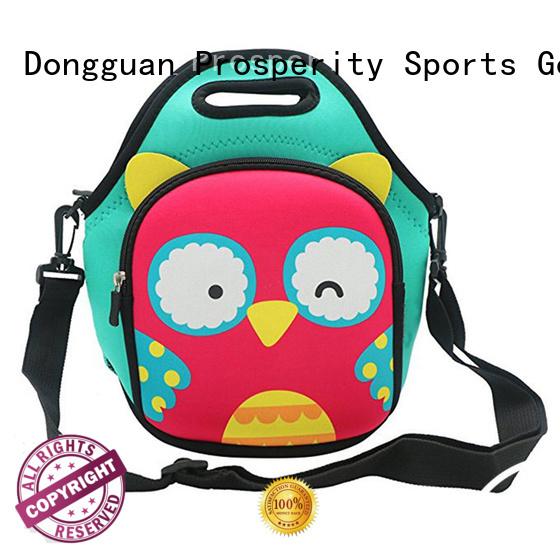 Prosperity fashion neoprene travel bag carrying case for travel