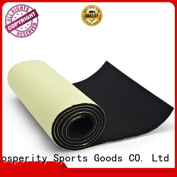 elastic neoprene rubber sheet sponge rubber sheet for sport