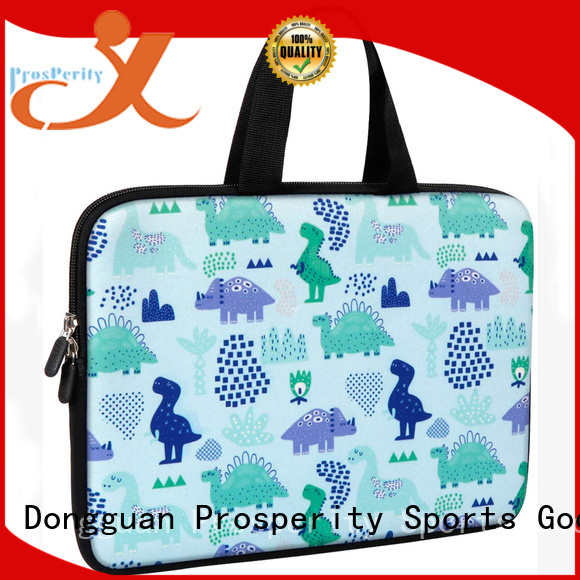 Prosperity small neoprene bag carrier tote bag for sale