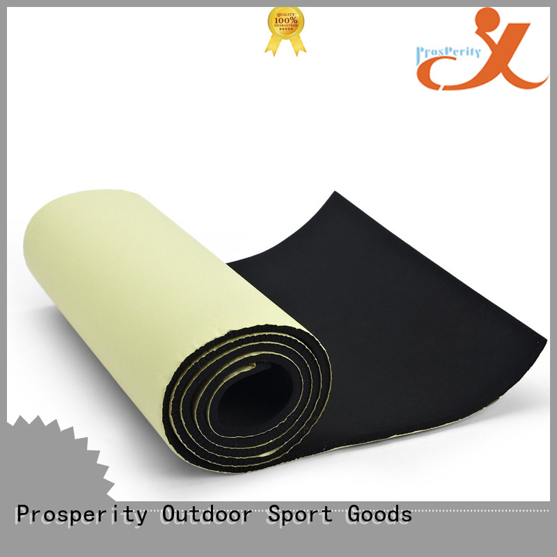 Prosperity neoprene fabric wholesale supplier for knee support