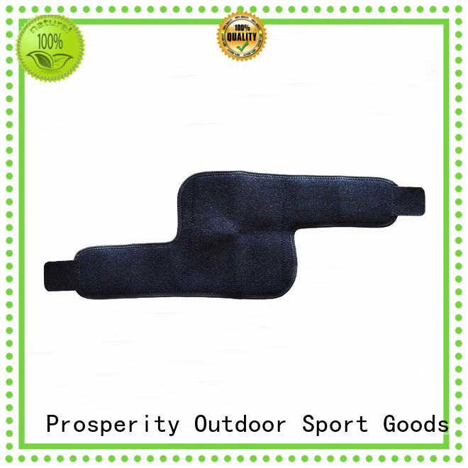 Prosperity lumbar Sport support with adjustable shaper for powerlifting